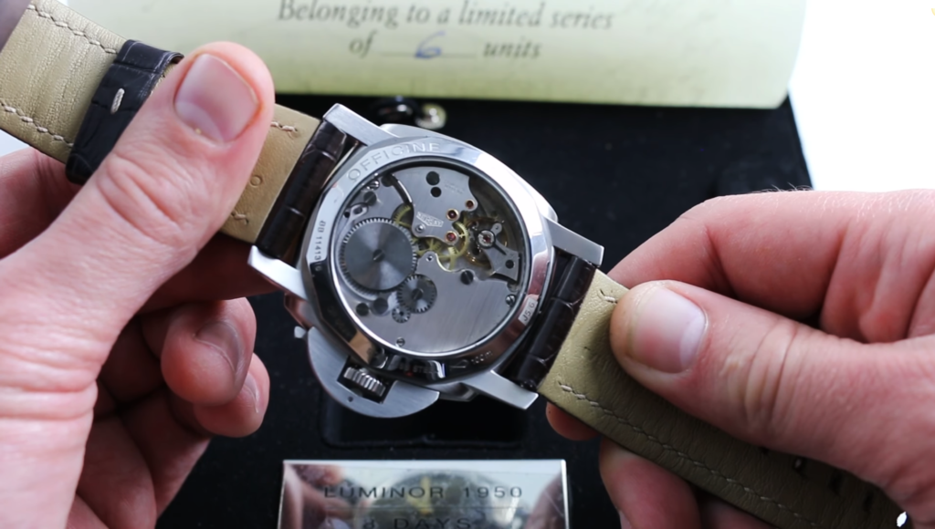 HISTORIA DEL Replicas PANERAI LUMINOR 1950